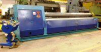 4 roll plate bøying maskin M G WH 510 C
