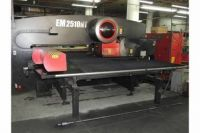 Turret Punch Press AMADA EM 2510 NT