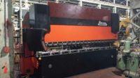 Prensa plegadora hidráulica CNC AMADA HFB 125-4