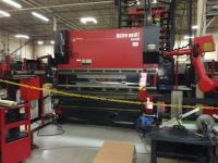 CNC Hydraulic Press Brake AMADA ASTRO 100NT HDS1030