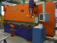 Prasa krawędziowa hydrauliczna CNC MENGELE HB 100 - 3