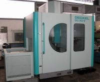 CNC Vertical Machining Center DECKEL DC 50 V