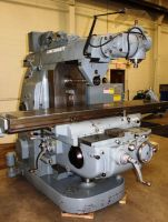Horizontal Milling Machine CINCINNATI DUAL POWER