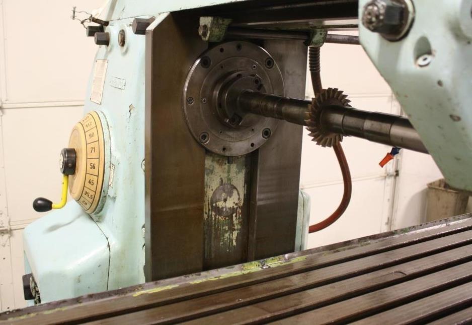 heckert milling machine