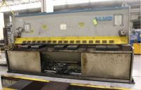 NC Hydraulic Guillotine Shear LVD HST-C-50/10