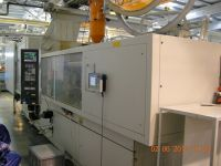 Műanyag fröccsöntő gép FERROMATIK MILACRON K-TEC 320 S