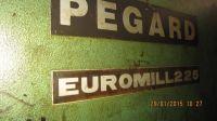 Горизонтальный расточный станок PEGARD Euromill 225/2400 1989-Фото 2