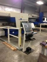 2D Laser TRUMPF L2030 2 KW 2007-Photo 2