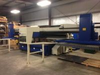 2D Laser TRUMPF L2030 2 KW 2007-Photo 3