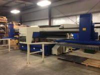2D laser TRUMPF L2030 2 KW