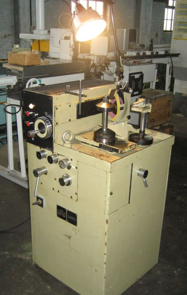 Saw Sharpening Machine WERKÖ SWSK 315 1981