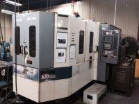 CNC Horizontal Machining Center MORI SEIKI SH-40