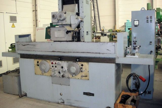 Surface Grinding Machine NAPOMAR RPO 320x1000 1978