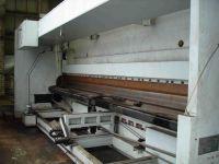 Prasa krawędziowa hydrauliczna CNC IMAL 420/10100 2000-Zdjęcie 3