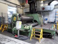 4-Walzen-Blecheinrollmaschine DAVI MCB 3080