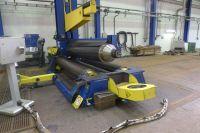 4 roll plate bøying maskin HAEUSLER VRM - HY 3000x60 2007-Bilde 3