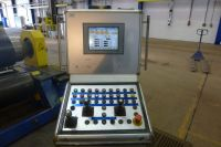 4-Walzen-Blecheinrollmaschine HAEUSLER VRM - HY 3000x60