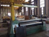 3-Walzen-Blecheinrollmaschine ROUNDO PS 310