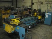 Mandrel Bender ADDISON DB 120 1999-Photo 2