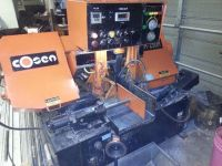 Band Saw Machine COSEN AH-250 H