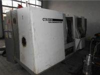 Automat tokarski CNC Gildemeister CTX  410V1