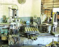 Máquina de perfuração horizontal UNION BF 63