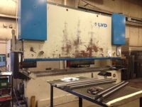 CNC Hydraulic Press Brake LVD 240 BH