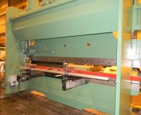 CNC Hydraulic Press Brake CINCINNATI 230 CB 12 1978-Photo 2