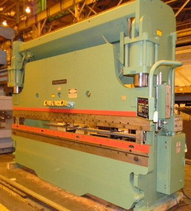 CNC Hydraulic Press Brake CINCINNATI 230 CB 12 1978
