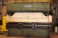 Hydraulic Press Brake WISCONSIN JX-12