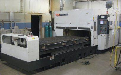 2D Laser MAZAK 510MKII 4KW 2006