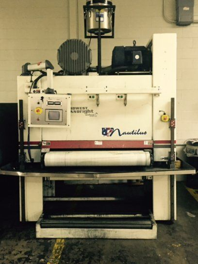 Universal Grinding Machine MIDWEST SANDRIGHT 5275MBB 2012