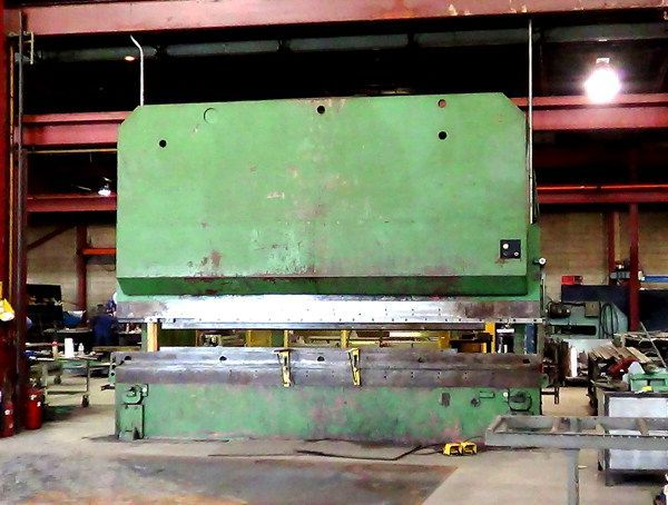 Hydraulic Press Brake ALLSTEEL 600-16 1982
