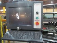 CNC Hydraulic Press Brake CINCINNATI 350 FMX 12 1985-Photo 2