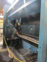 CNC Hydraulic Press Brake CINCINNATI 350 FMX 12 1985-Photo 4