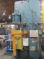 CNC Hydraulic Press Brake CINCINNATI 350 FMX 12 1985-Photo 5