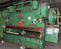 Mechanical Press Brake CINCINNATI MODEL 9