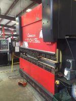 CNC prensa hidráulica AMADA HFE8025 LS
