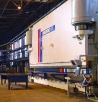 CNC Hydraulic Press Brake PACIFIC FABRI-K 1750