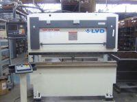 CNC särmäyspuristimen LVD PPBL-H 40/20