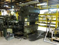 Mechanical Press Brake DREIS KRUMP 46-C