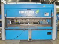 CNC Hydraulic Press Brake FINN POWER 100-3100 E 2008-Photo 2