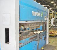 CNC Hydraulic Press Brake FINN POWER 100-3100 E 2008-Photo 3