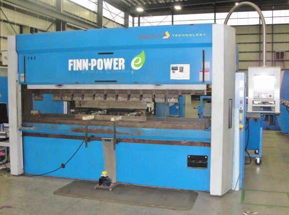 CNC Hydraulic Press Brake FINN POWER 100-3100 E 2008