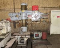 Radial Drilling Machine CARLTON 1-A
