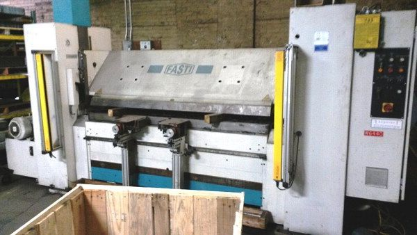 CNC Folding Machine FASTI FASTRAK 726 20/4 2000