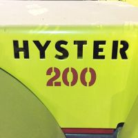 Front Forklift HYSTER H 200 ES 1979-Photo 5