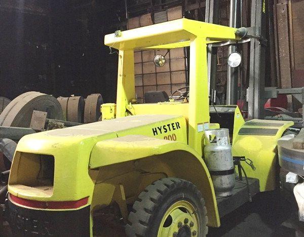 Front Forklift HYSTER H 200 ES 1979